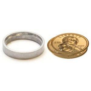 BANG RING – 1.00 US GOLD METAL