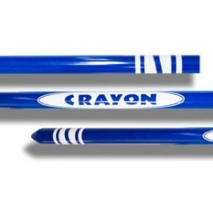 APPEARING FROM BAG –  CRAYON – 48″ – BLUE