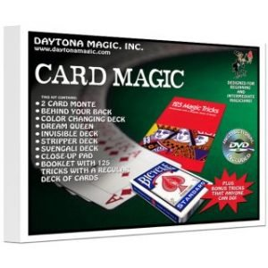 MAGIC KIT – DAYTONA MAGIC – CARD MAGIC