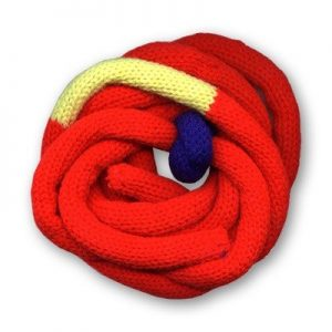 DOUBLE COLOR CHANGING KNOT