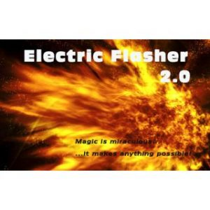 ELECTRIC FLASHER 2.0 – RECHARGEABLE
