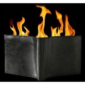 WALLET – FIRE – TRK