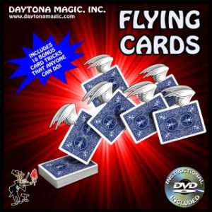 FLYING CARDS WITH DVD