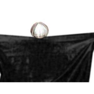 ZOMBIE FOULARD – WITH POCKET BLACK