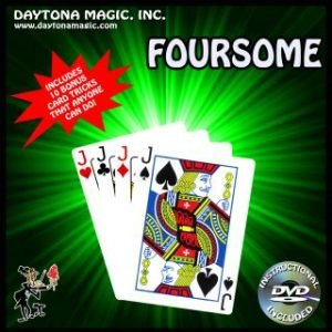 FOURSOME WITH DVD