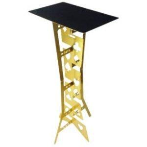 TABLE – FLIP OPEN – GOLD