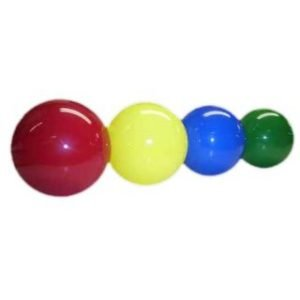 JUGGLING 3″ BALL SET – ASSORTED COLORS