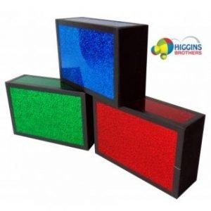 JUGGLING – HENRY CIGAR BOX – GLITTER