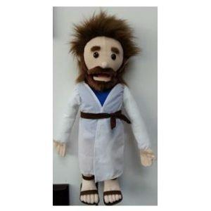 HAND HELD PUPPET JESUS