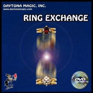 RING EXCHANGE WITH DVD