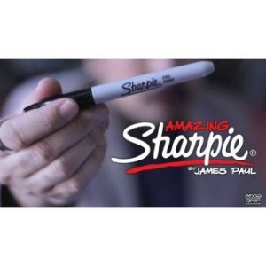 AMAZING SHARPIE PEN – RED