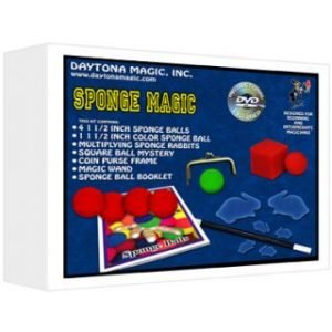 MAGIC KIT – DAYTONA MAGIC ON SPONGE
