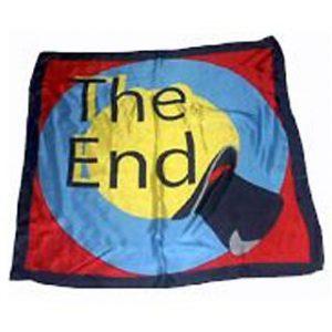 THE END SILK 36″