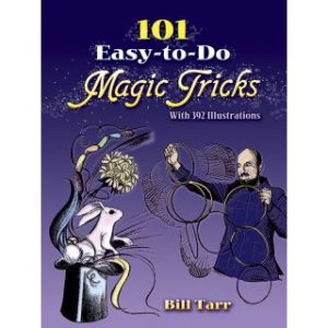 101 EASY TO DO MAGIC TRICKS by TARR DOVER