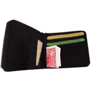 WALLET – SPONGE WITH ROUTINE
