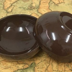 WATER FROM ABOVE BOWLS – BROWN