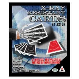 X-RAY RESISTANT CARDS
