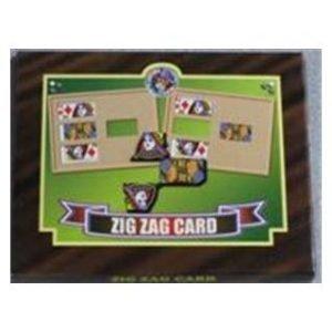 ZIG ZAG CARD ROYAL