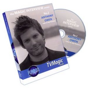 ANTHONY OWEN TALKS TO JAY FORTUNE #2 ON CD