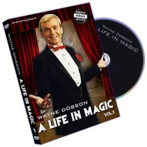 A LIFE IN MAGIC – FROM THEN UNTIL NOW #1 BY WAYNE DOBSON ON DIGITAL DOWNLOAD