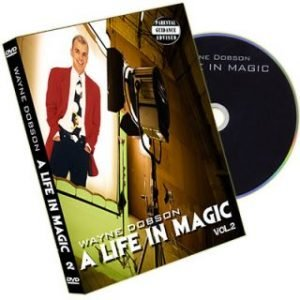 A LIFE IN MAGIC – FROM THEN UNTIL NOW #2 BY WAYNE DOBSON ON DIGITAL DOWNLOAD