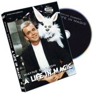 A LIFE IN MAGIC – FROM THEN UNTIL NOW #3 BY WAYNE DOBSON ON DIGITAL DOWNLOAD