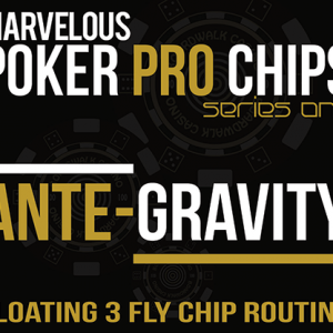 ANTE GRAVITY FLOATING 3 FLY CHIP