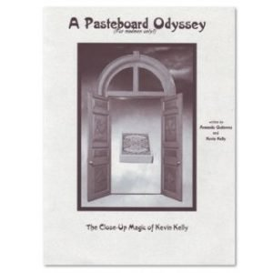 A PASTEBOARD ODYSSEY by MULTIPLE AUTHORS