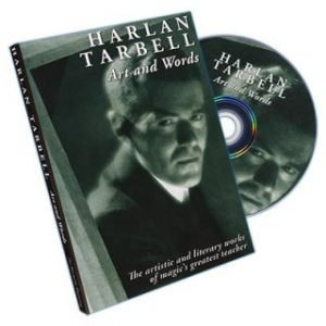 ART AND WORDS BY HARLAN TARBELL ON CD