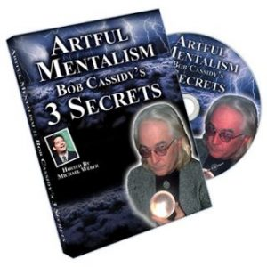 ARTFUL MENTALISM – AN EVENING WITH BOB CASSIDY ON DIGITAL DOWNLOAD