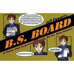 B. S. BOARD