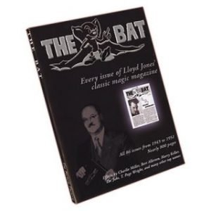 BAT MAGAZINE BY LLOYD JONES' ON CD