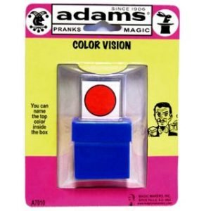 ADAM'S COLOR VISION