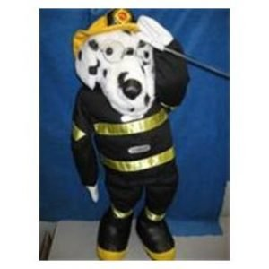 HAND HELD PUPPET DALMATION