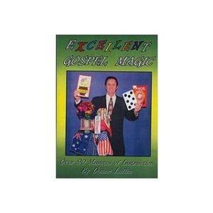 EXCELLENT GOSPEL MAGIC by DUANE LAFLIN ON DVD