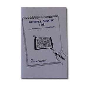 GOSPEL MAGIC 101 by STEVE VARRO