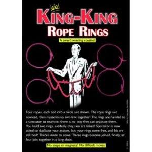 KING-KING ROPE RINGS