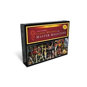 MAGIC KIT – CLASSIC MYSTERIES OF THE MASTER MAGICIANS