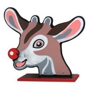 FORGETFUL RUDOLPH THE RED NOSED REINDEER