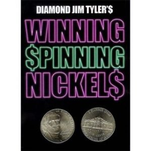 WINNING SPINNING NICKELS – TWO PACK