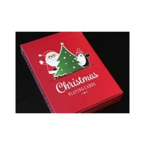 BICYCLE CARDS – CHRISTMAS DECK