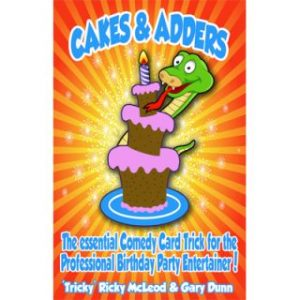 CAKES AND ADDERS WITH DVD