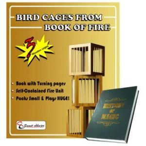 BIRD CAGES FROM BOOK OF FIRE