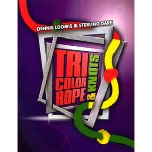 TRI COLOR ROPES AND KNOTS