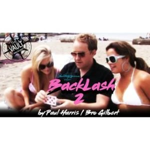 BACKLASH 2 BY PAUL HARRIS AND BRO GILBERT ON DIGITAL DOWNLOAD