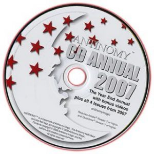 ANTINOMY ANNUAL YEAR 3 2007 ON CD