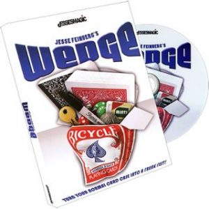 WEDGE WITH DVD