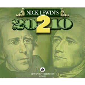 20-2-10S BY NICK LEWIN ON DVD
