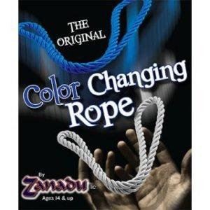 AMAZING COLOR CHANGING ROPE – WHITE TO BLUE OR YELLOW