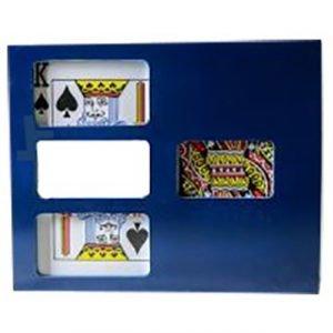 ZIG ZAG CARD – JUMBO PLASTIC